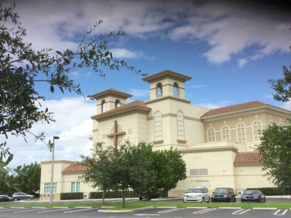 Church by the Glades in Coral Springs