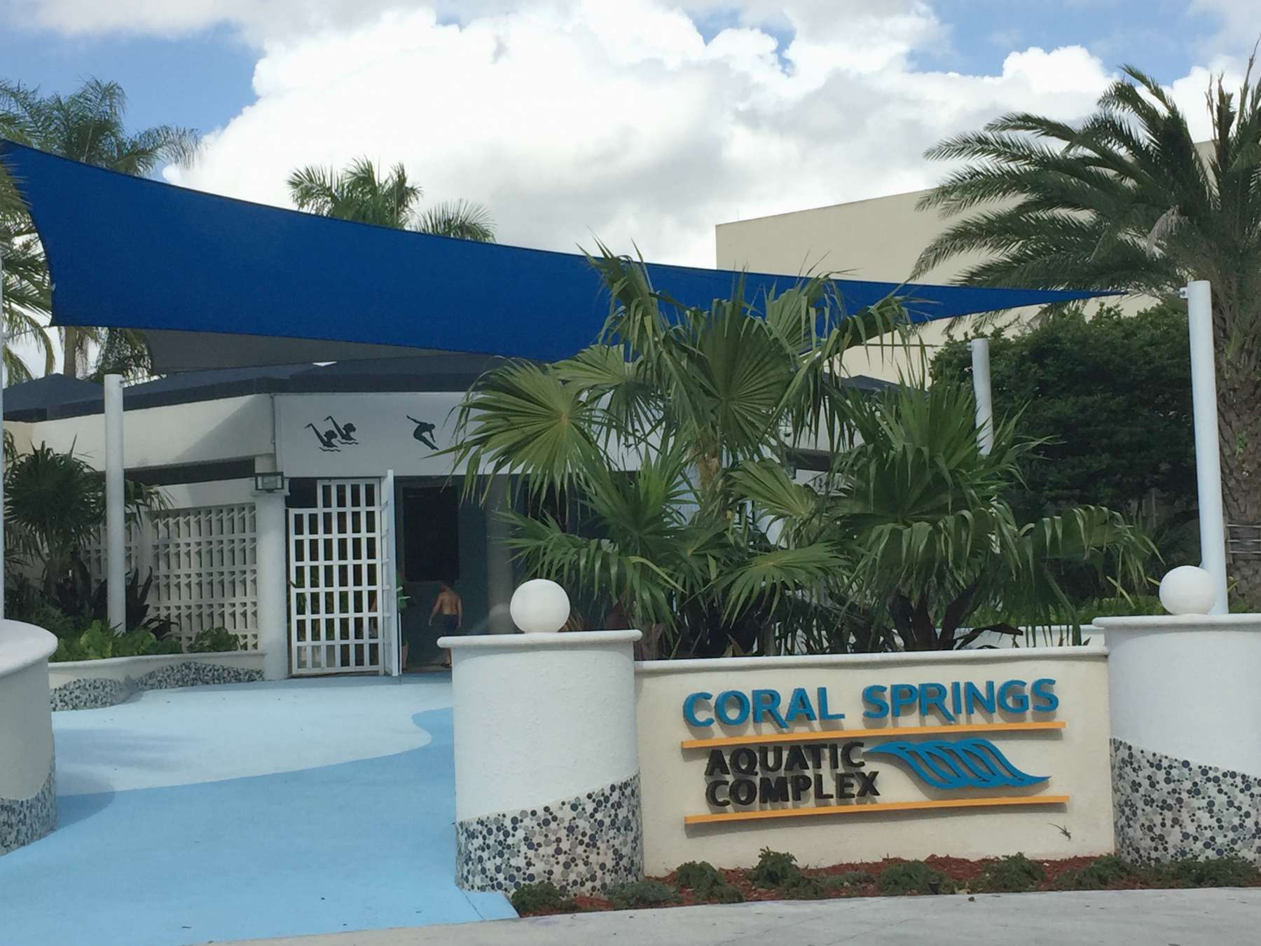 Img Coral Springs Aquatic Complex on Pool Water Cooling Systems