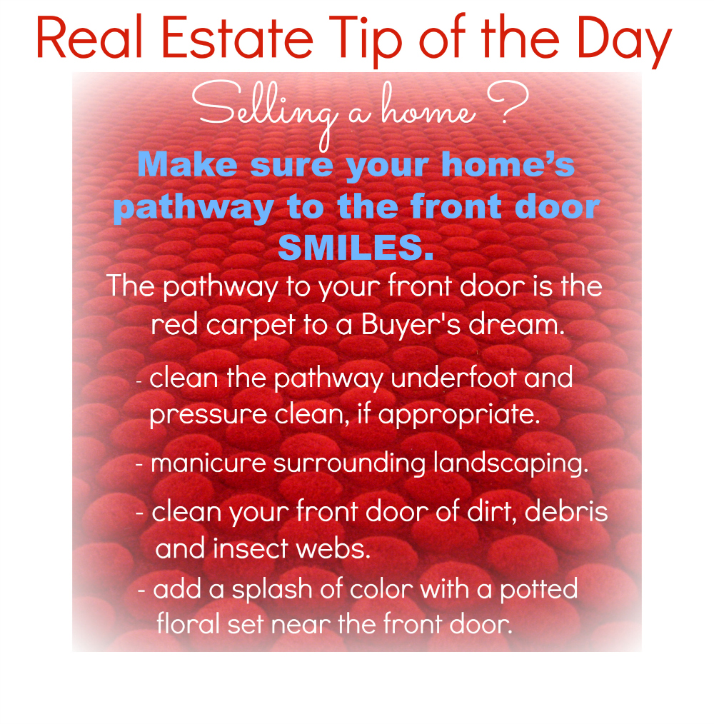 Real Estate Tip of the Day Sept 26, 2013 IYH