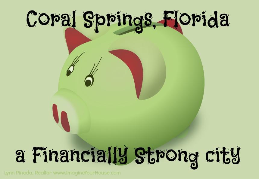 Coral Springs Florida Financially strong