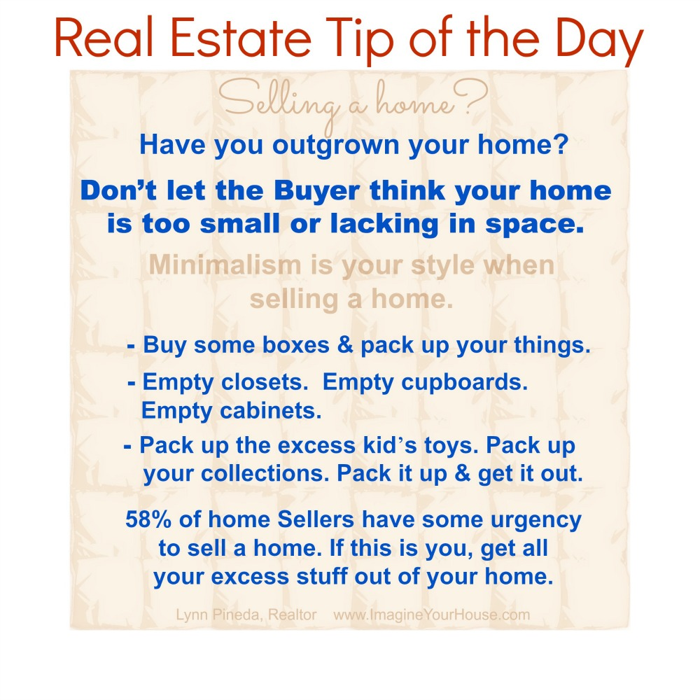 Real Estate Tip of the Day Nov 7, 2013