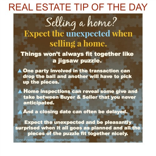 Real Estate Tip of the Day Dec 12, 2013