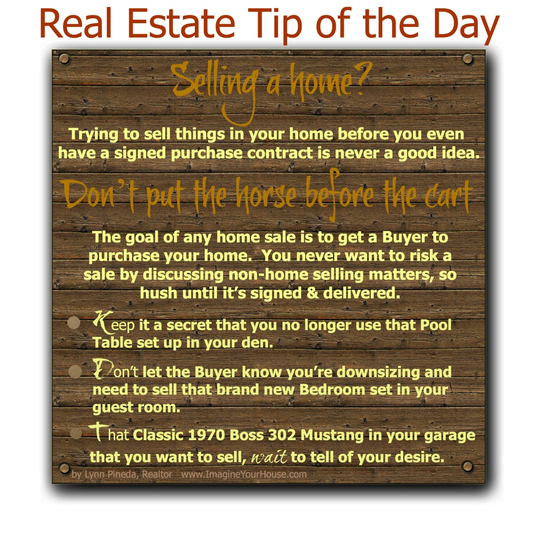 Real Estate Tip of the Day Dec 19, 2013