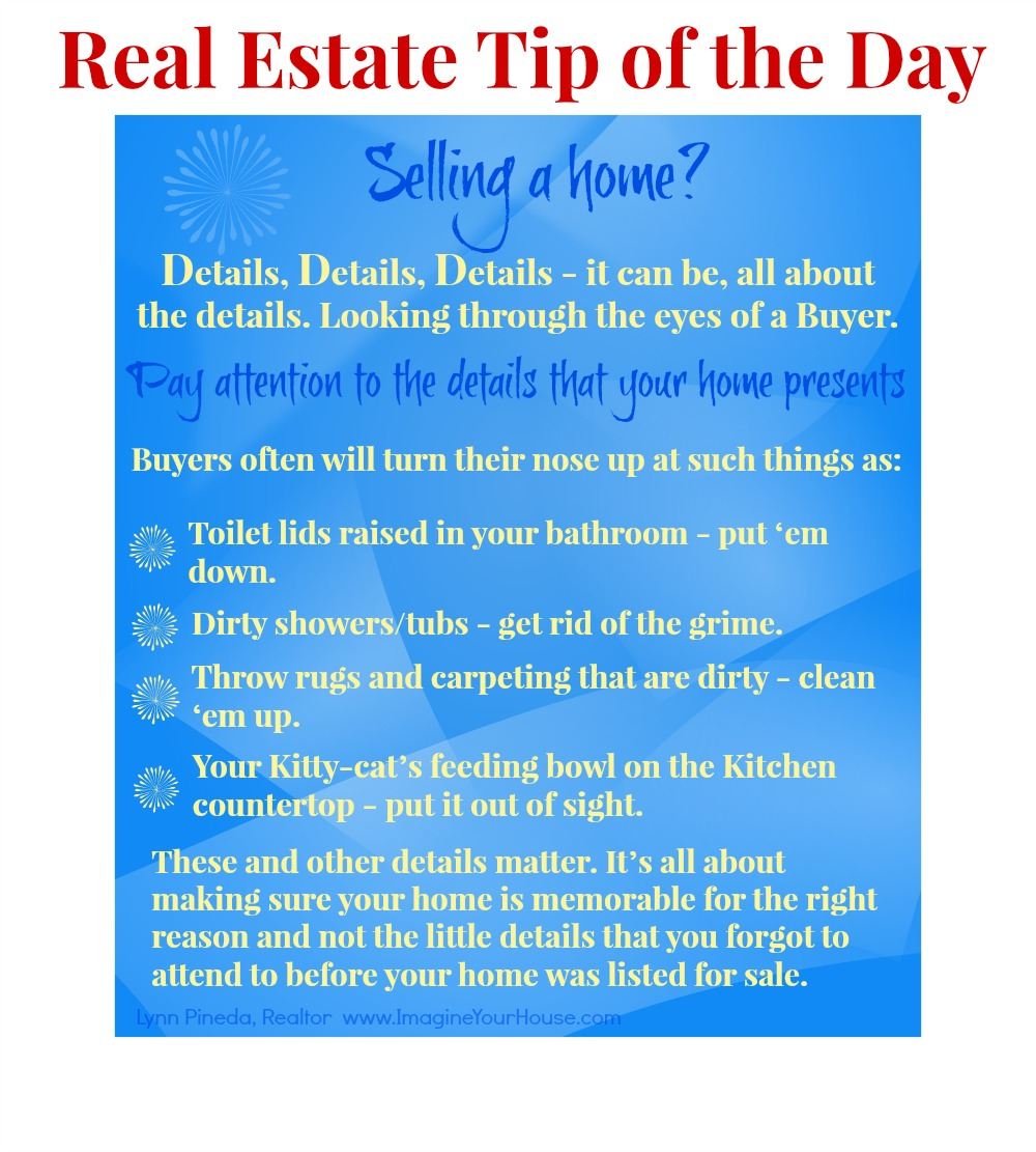 Real Estate Tip of the Day Dec 27, 2013