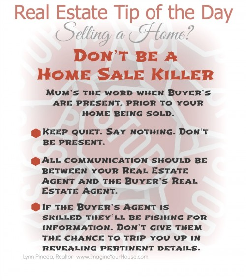 Real Estate Tip of the Day Jan 23 2014