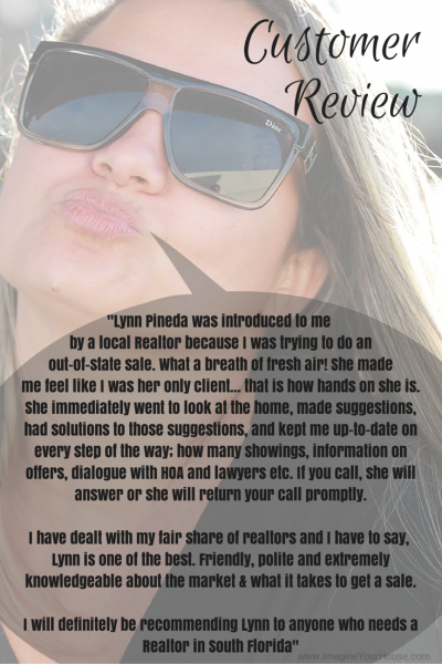 Review of Coral Springs Realtor