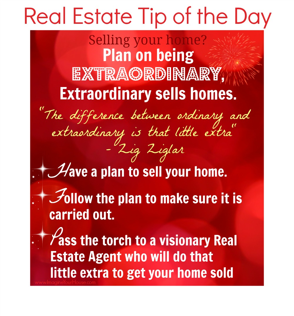 Real Estate Tip of the Day March 5, 2014