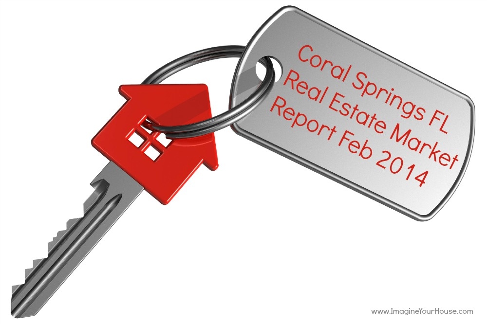 Coral Springs FL Real Estate Market Report Feb 2014