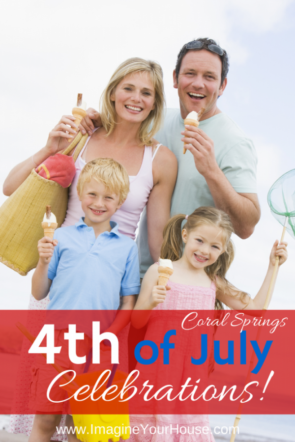 Coral Springs July 4th 2014