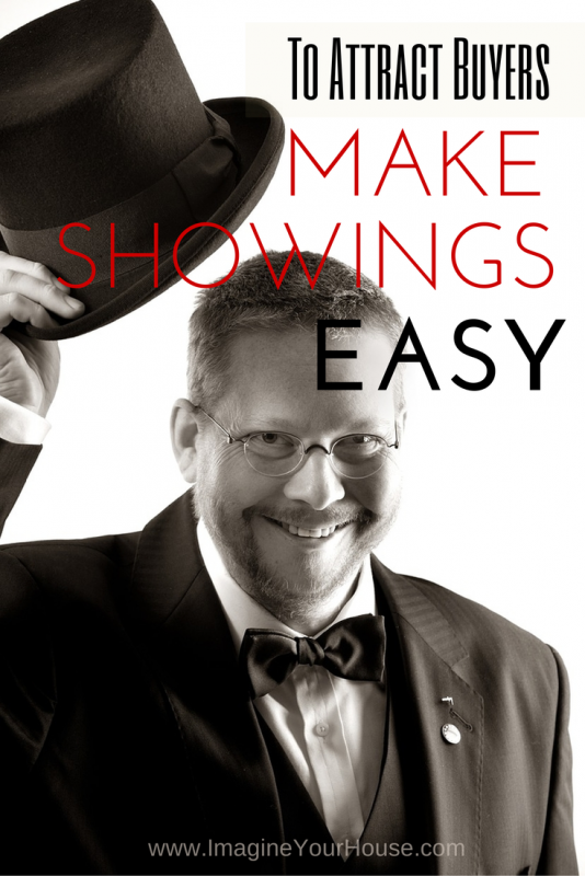 Make showings easy (1)