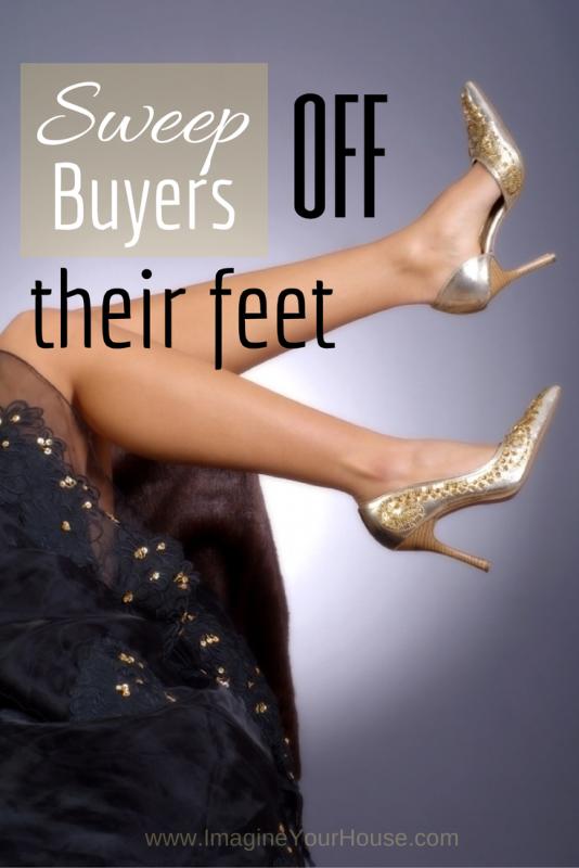 Sweep Buyers off their feet