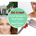 Coral Springs FL Real Estate Market Report July 2014
