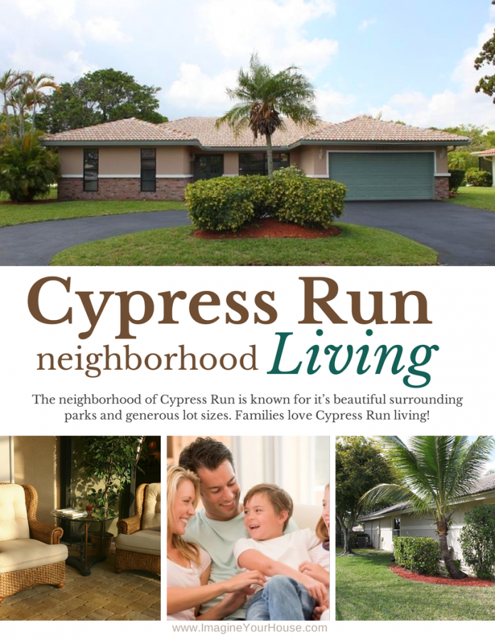 Cypress Run in Coral Springs