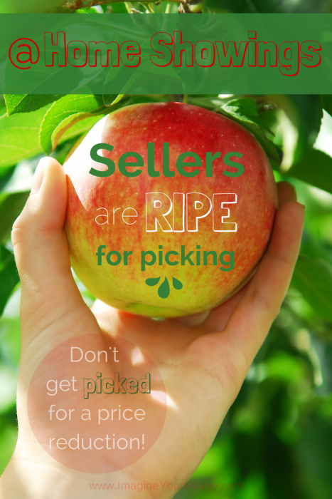 Sellers are ripe for picking
