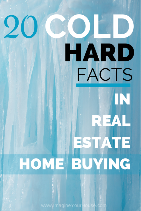 Cold Hard Facts in Home Buying