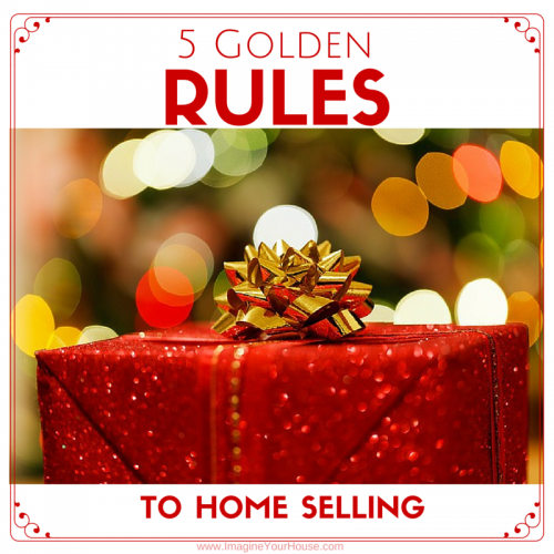 Home Selling Golden Rules