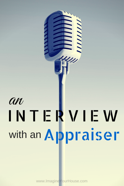 Home appraiser answers questions