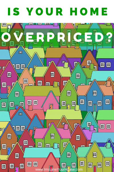 Is your home overpriced