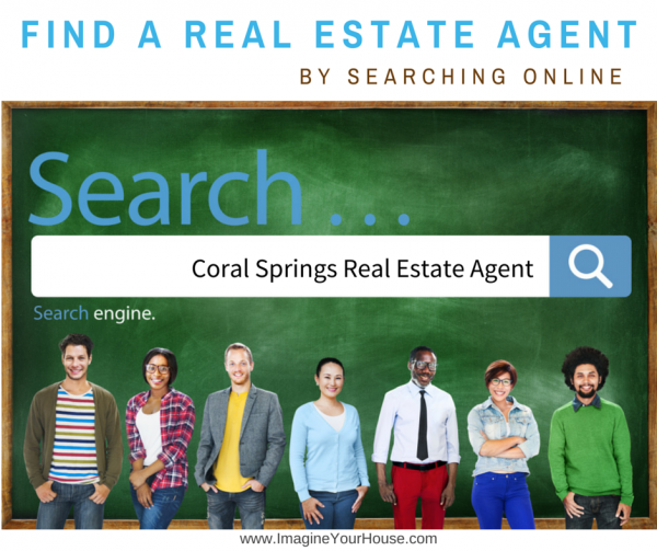 Search for Coral Springs Realtor