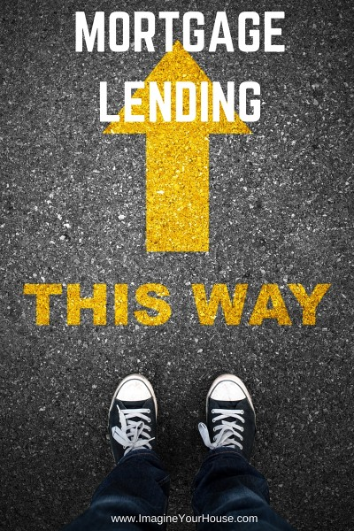 mortgage lending this way
