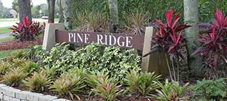 Pine Ridge Homes, Coral Springs