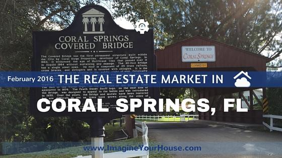 Market Statistics for Coral Springs Real Estate