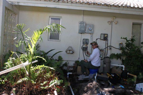 Kevin Varnell of Total Irrigation