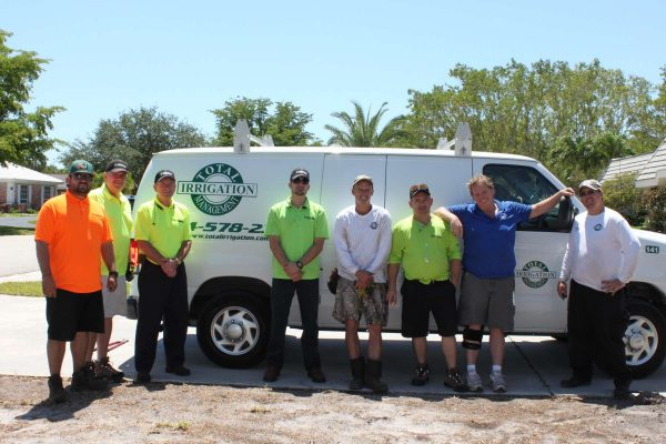 Dustin Hoffman with SiteOne and Total Irrigation