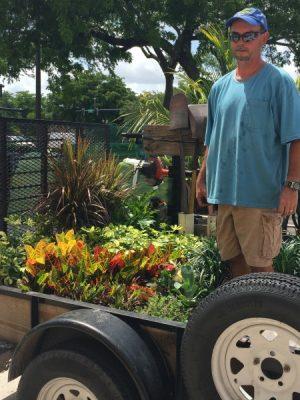 Matt Doyle Plant Caretaker