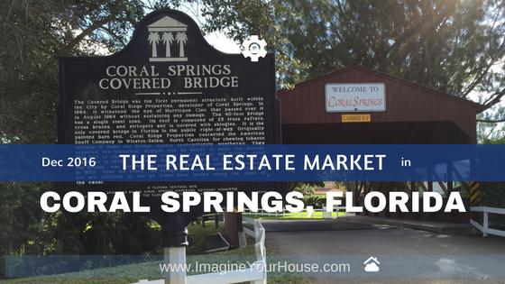 Homes Sales in Coral Springs Florida