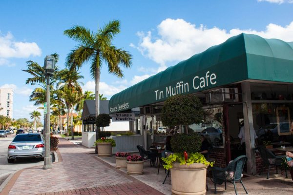Tin Muffin Cafe in Boca Raton FL