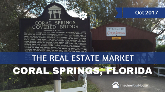 Coral Springs Realtor provided market stats