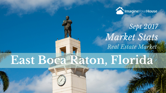 Boca Raton Realtor reports home sales for Sept 2017