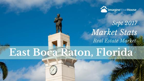 Boca Raton Realtor reports home sales for Sept 2017