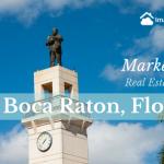 Boca Raton Realtor Reports on Market