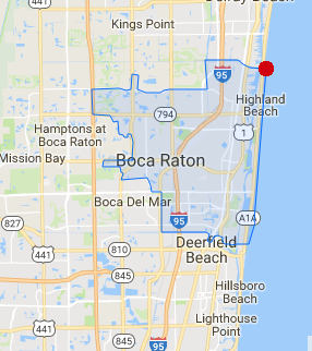 City of Boca Raton - East Boca Raton Realtor