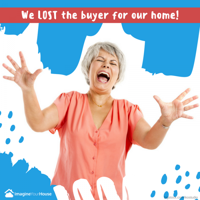 lost the home buyer