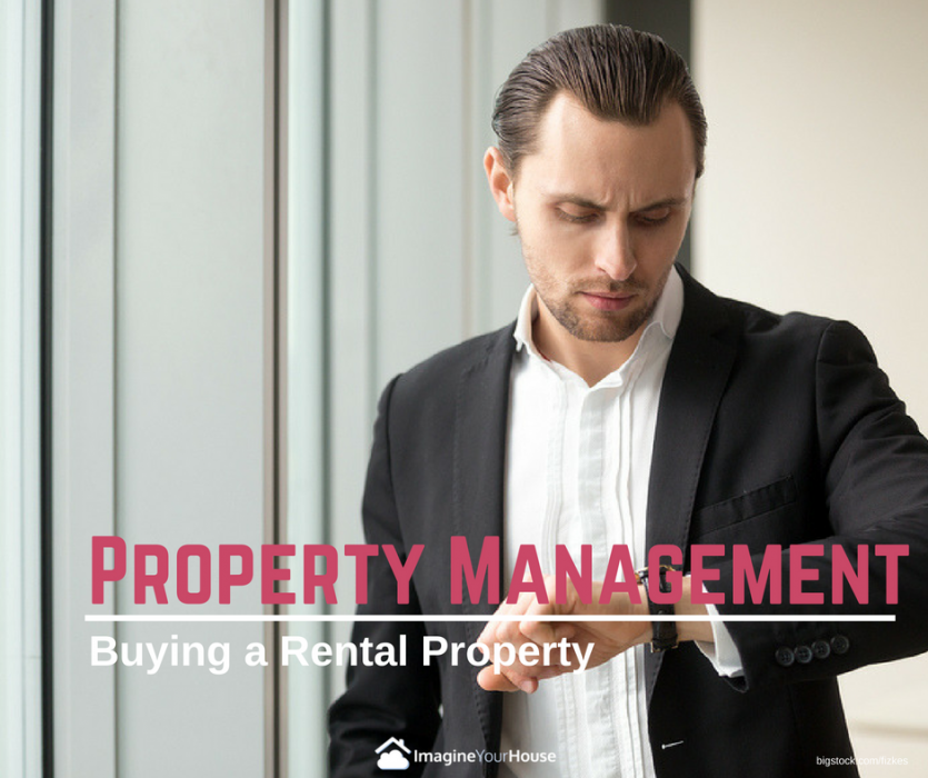 Managing a rental property