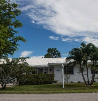 Home for Sale in Coral Springs at 11200 NW 36th Street