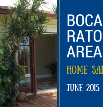 Boca Raton East Real Estate Market Neighborhood Home Sales