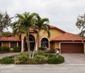 Carriage Pointe Estates Home for Sale at 8225 NW 40th Ct