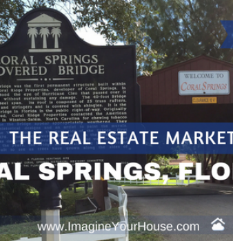 Coral Springs FL Real Estate Market Report for July 2017