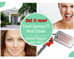 Coral Springs Real Estate Market Report June 2014