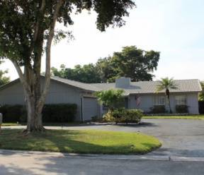 Coral Springs Home for Sale in Forest Hills