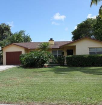 Home for Sale in Caldwell Heights of Boca Raton FL