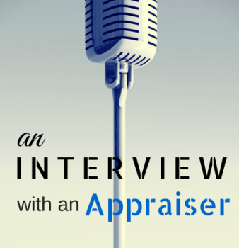 An Interview with a Home Appraiser